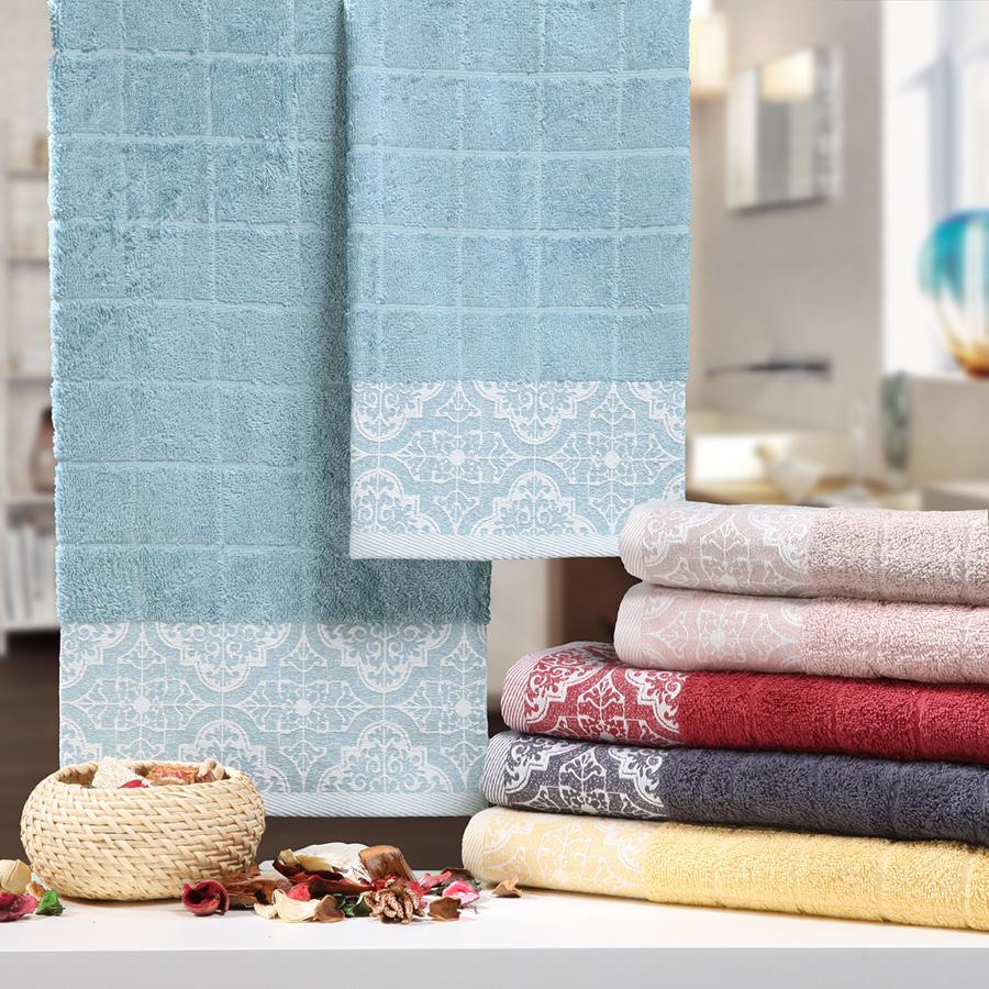 Asciugamano O Asciugamani.Coppia Asciugamani Medievale Asciugamano Con Ospite