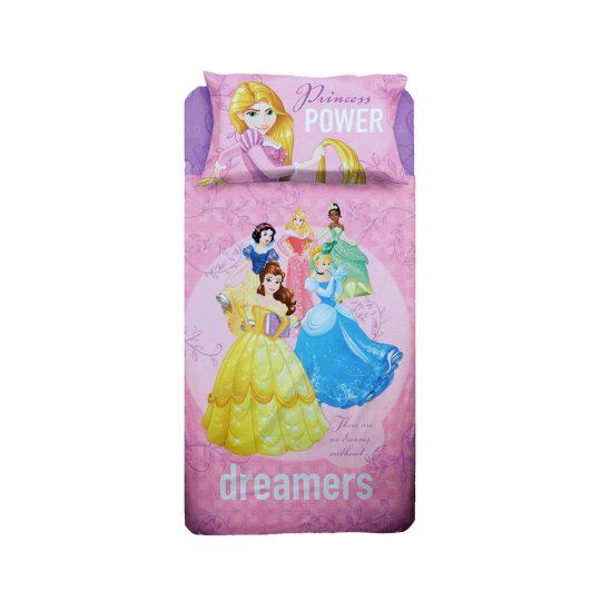 Completo lenzuola principesse