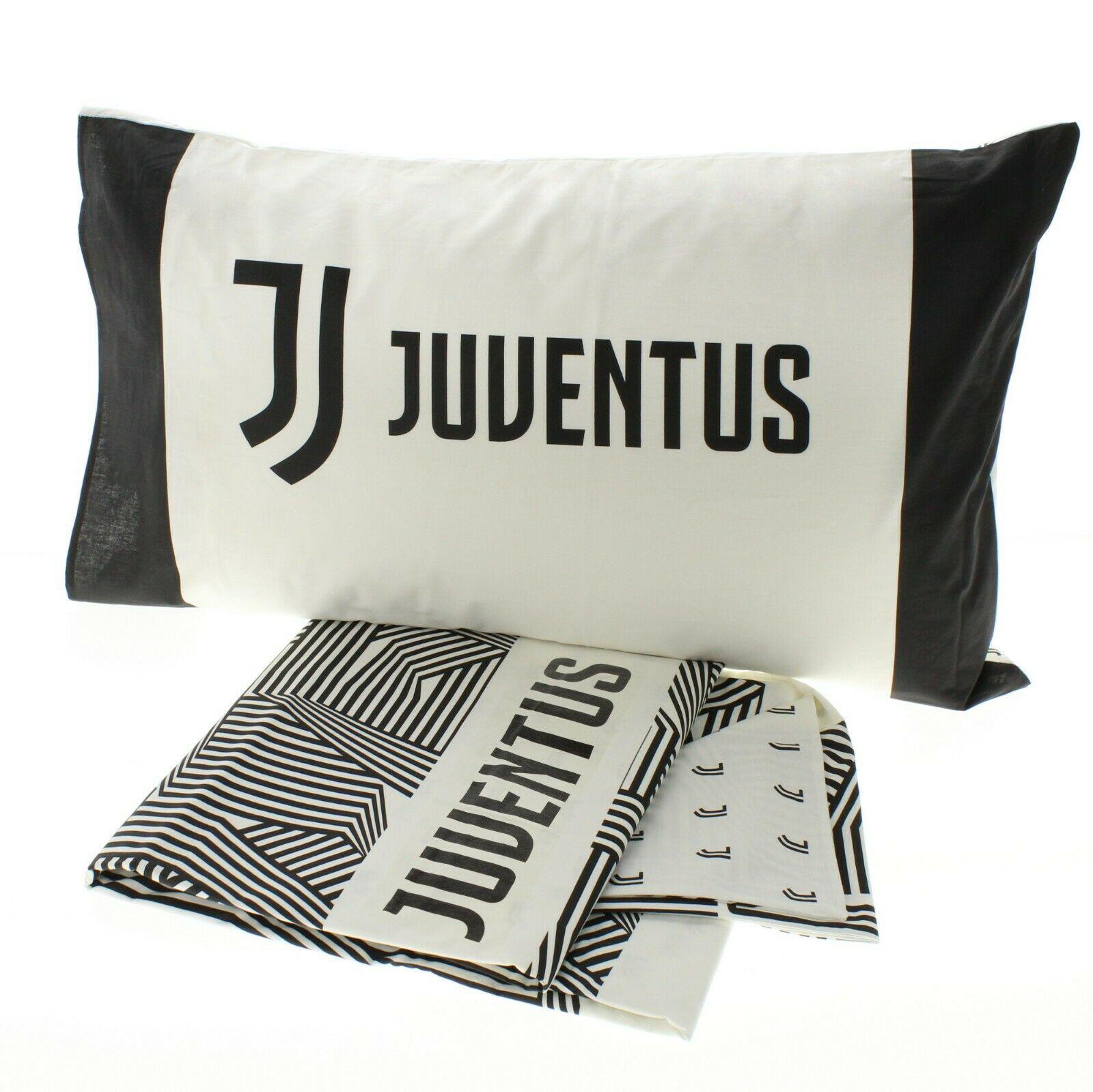 Copripiumino Singolo Ragazzo.Parure Copripiumino Fc Juventus Ufficiale Letto Singolo 1 Piazza