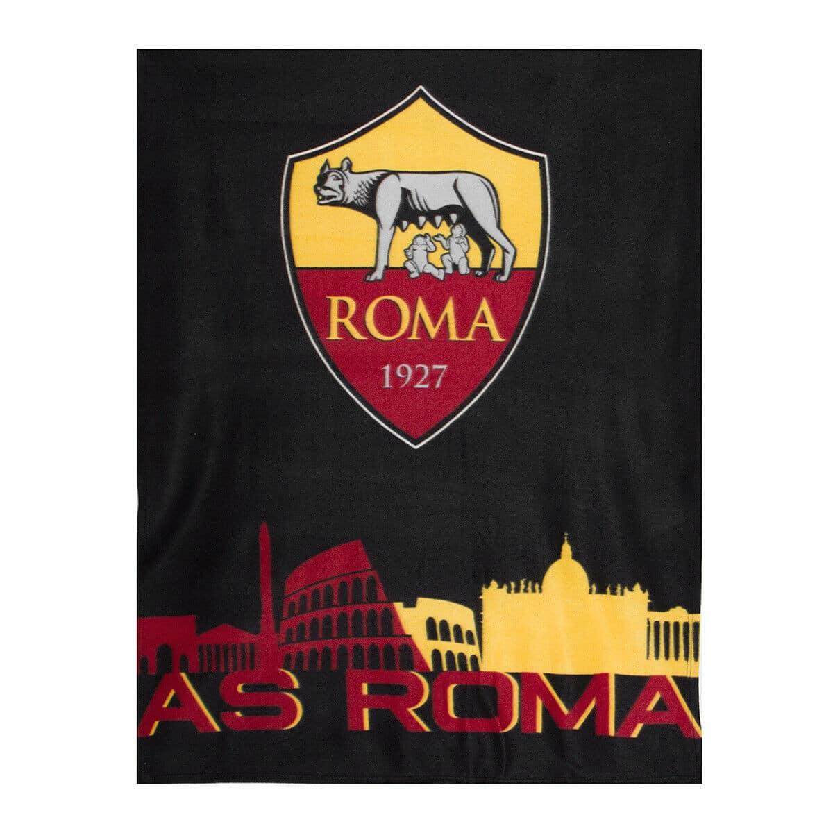 plaid-in-pile-as-roma-ufficiale-dettaglio