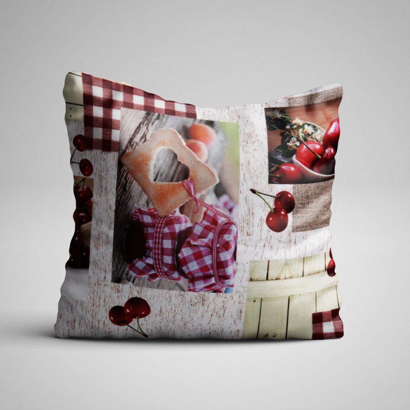 Cuscino red cherry
