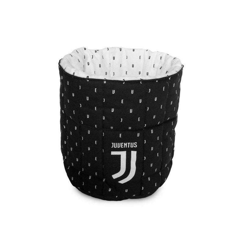 Sacco trapuntato portaoggetti FC Juventus Juve Ufficiale