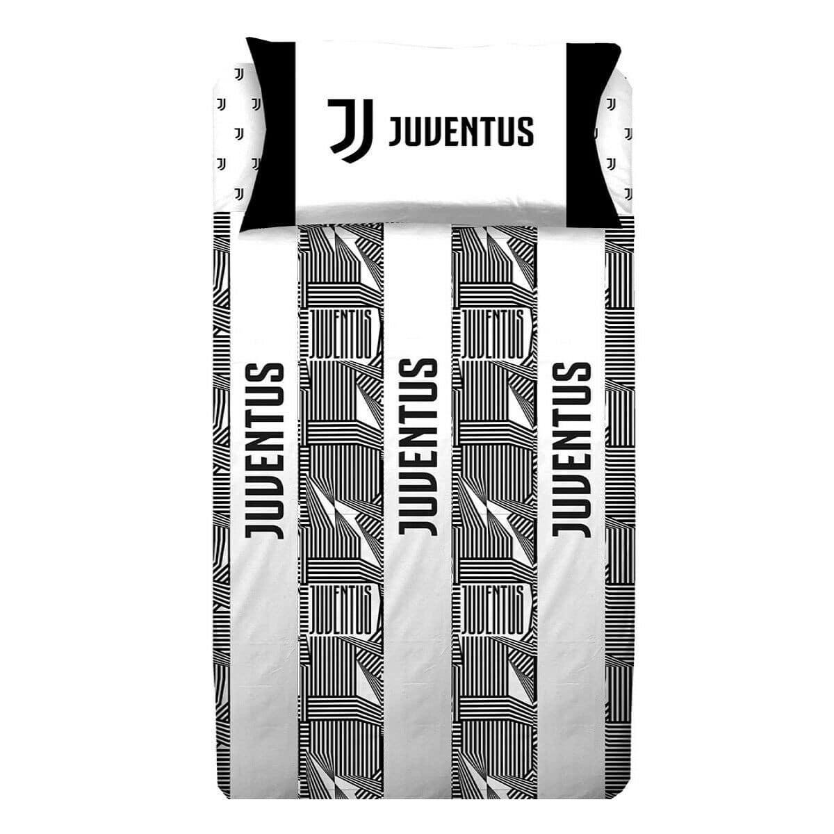 Completo lenzuola FC Juventus Juve Ufficiale singolo una piazza e mezza