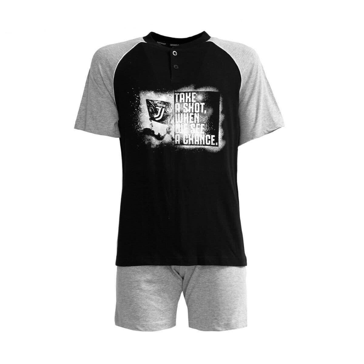pigiama-corto-mezza-manica-fc-juventus-grigio-melange_5