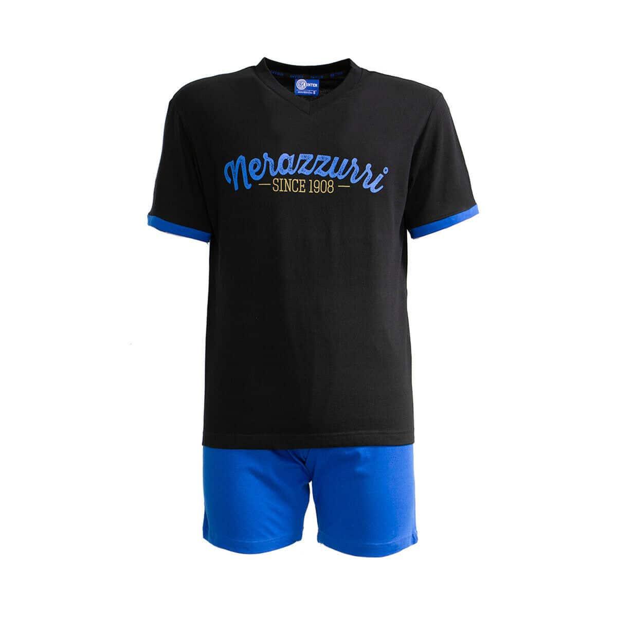 pigiama-uomo-corto-mezza-manica-fc-inter-nero_5